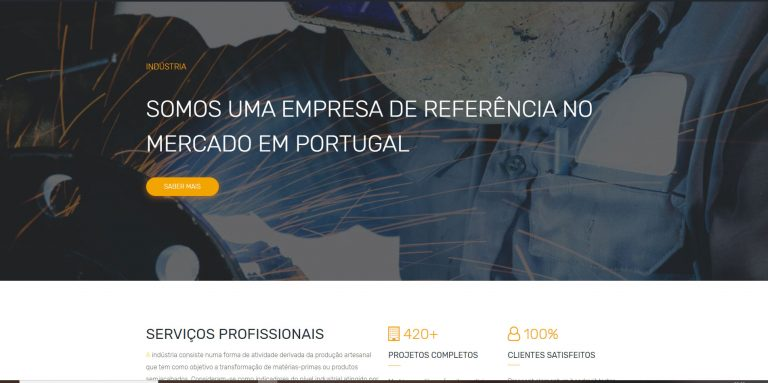 site industria portugal